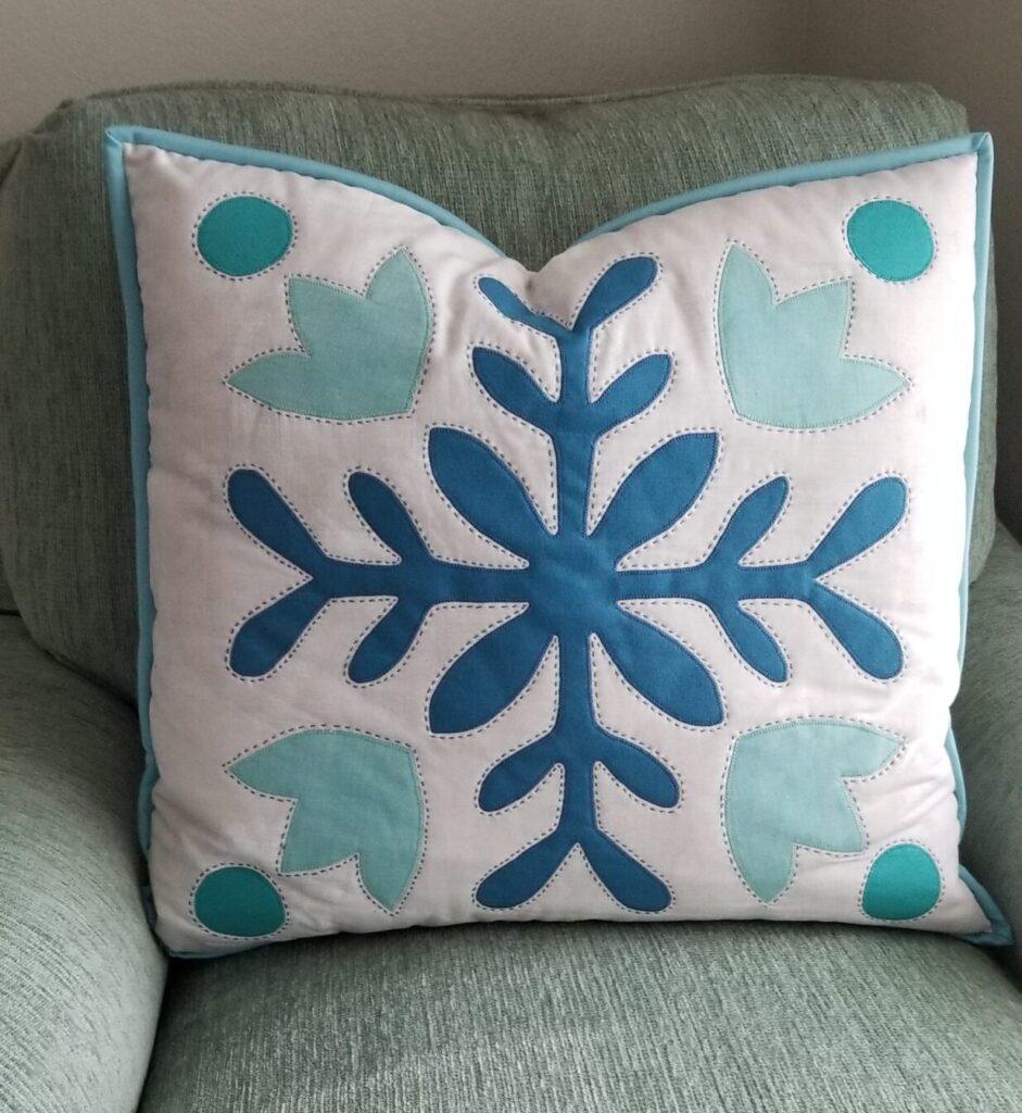 Big Pillow by Joy Abbott